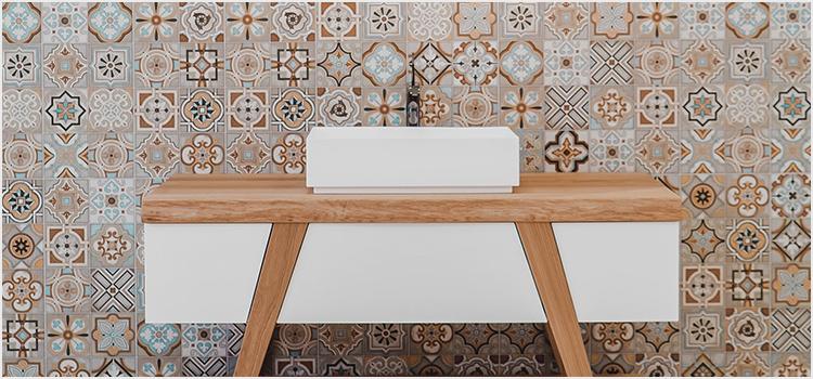 Encaustic tile inspiration