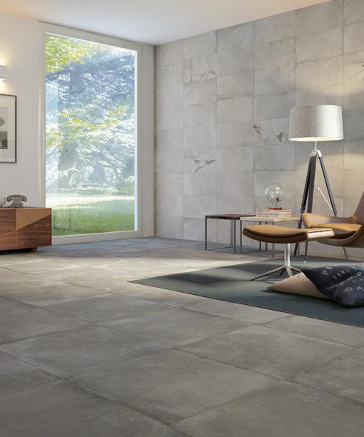 concrete look tile lounge tile sydney bathroom tile